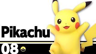 Super Smash Bros Ultimate Classic Mode: Pikachu