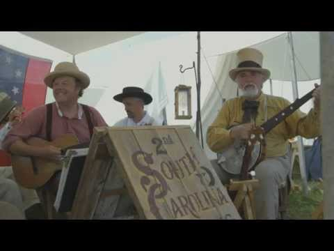 THE BOATMAN'S DANCE by the 2nd South Carolina String Band