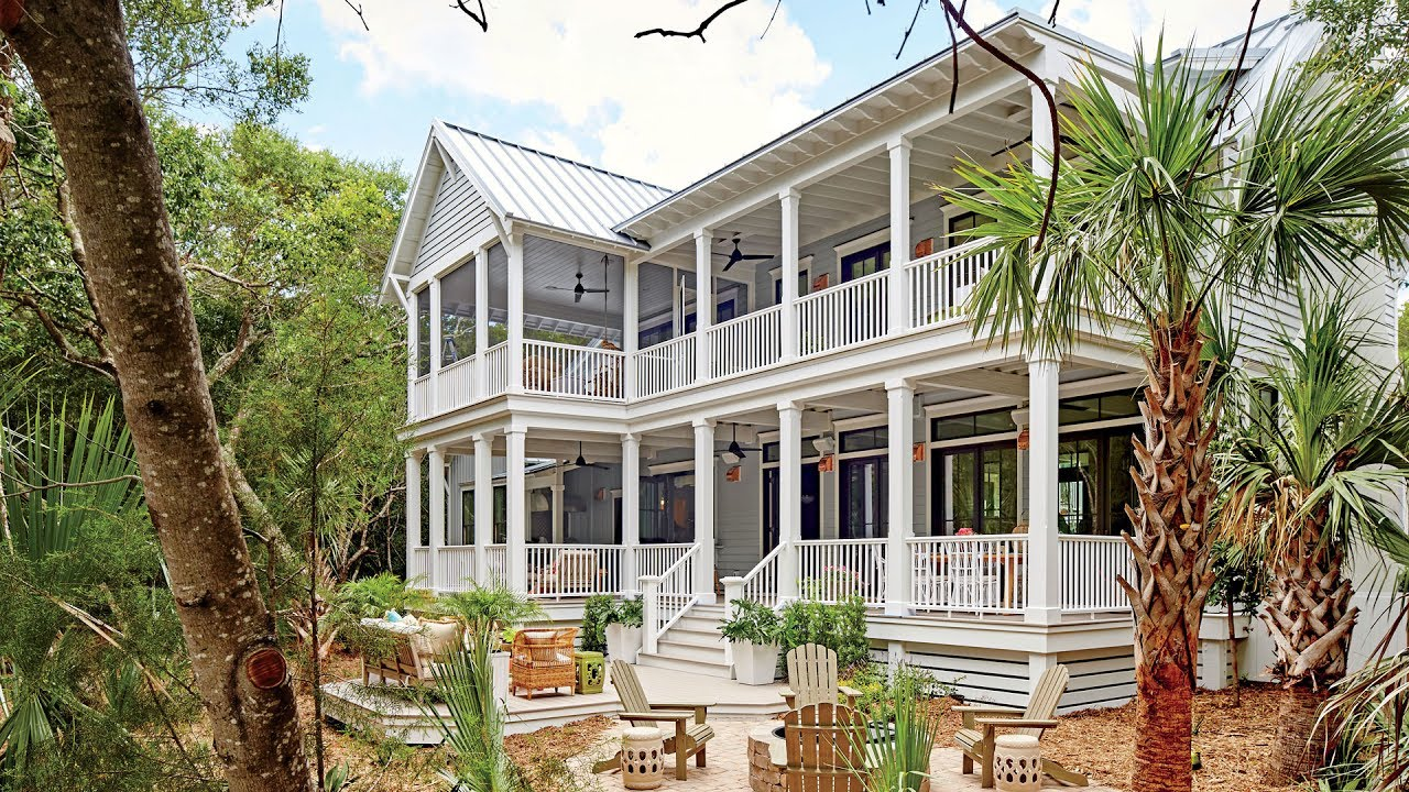 Take A 360˚ Tour Of Our 2017 Idea House | Southern Living