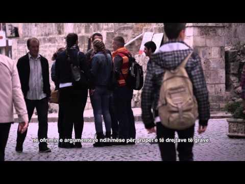 Video on Kosovo EU Report with Albanian subtitles