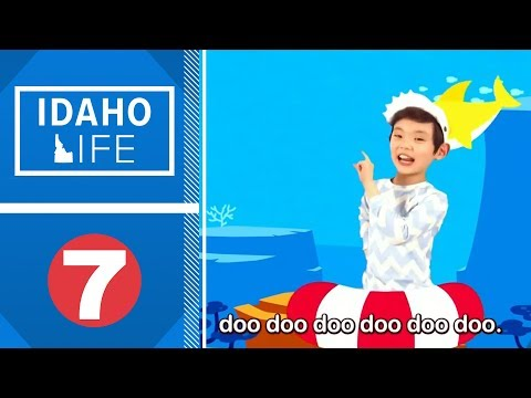 Idaho Life: Boise 13-year-old singer in 'Baby Shark' viral hit admits song is 'just really weird'