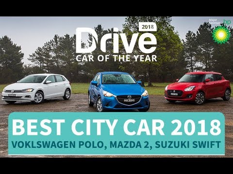 Best City Car Of 2018 Volkswagen Polo, Suzuki Swift, Mazda 2 | Drive.com.au