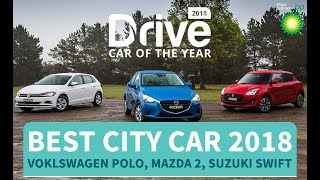 Best City Car Of 2018 Volkswagen Polo, Suzuki Swift, Mazda 2 | Drive.com.au