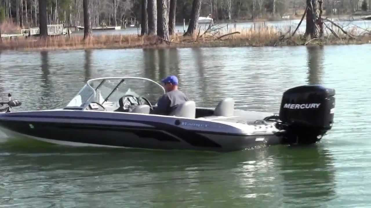 07 ranger reata 180 fish and ski mercury 150 optimax youtube for Fish without mercury