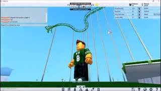 ROBLOX : Theme Park Tycoon 2 - Let's Play Ep 2 - This Roller Coaster is So Much Problems