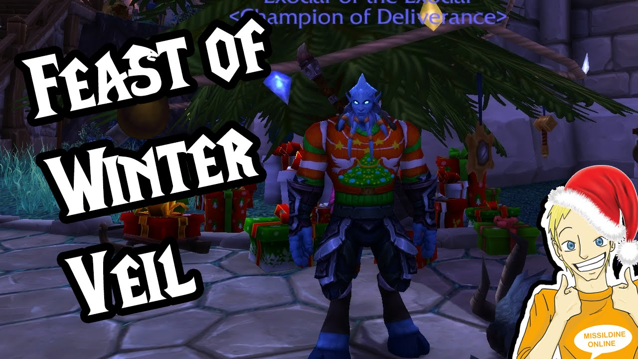 ✓ World of Warcraft | How to Complete Feast of Winter Veil Guide ...