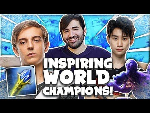 My Rylai's Ryze Tech Became World Championship Meta! 🤠❄️ | Voyboy