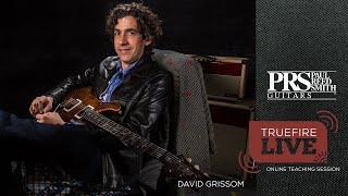 🎸 David Grissom LIVE - PRS Road Trip