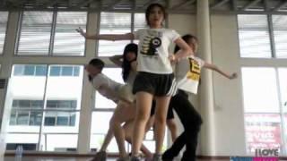[CLIP] Kiss Me Five Dance Practice