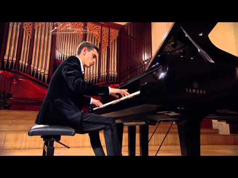 Dmitry Shishkin – Etude in C major Op. 10 No. 1 (first stage)