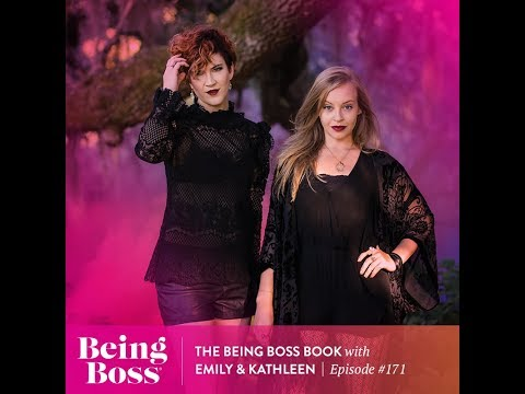 We published a book!   Being Boss Podcast