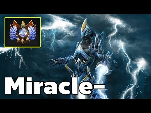 Miracle - Pro Razor Carry Rank MMR Game