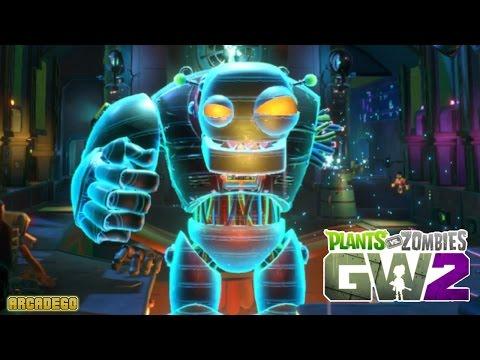 Zombot Battle! Plants vs. Zombies: Garden Warfare 2  (PvZ Garden Warare 2)
