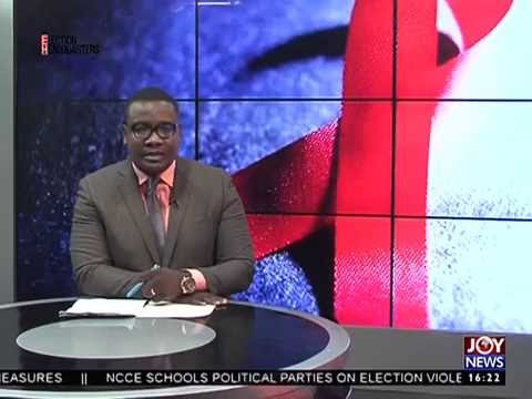 HIV/AIDS Cure Debate - The Pulse on Joy News (18-10-16)