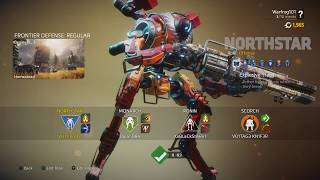 The Joys Of Northstar Level 20+ - Frontier Defense - Titanfall 2