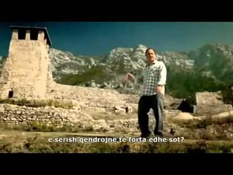 ALBANIA TOURISME with JAMES BELUSHI