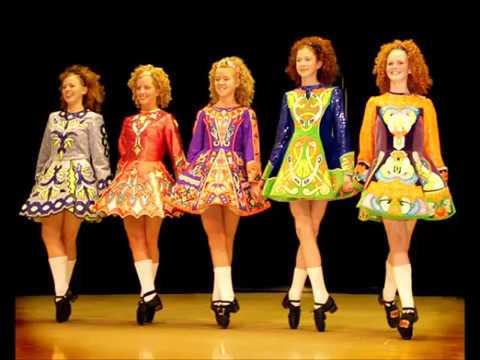 Irish Dancing Music -  Farewell to Erin