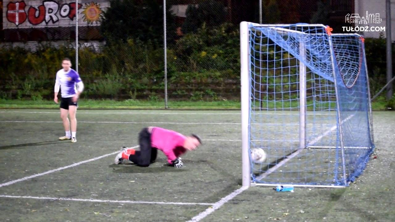 Piłka nożna    Liga Nike Playarena Łódź    Niechciani F.C. – ŁKSG [WIDEO]
