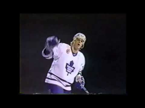 1992-93: Maple Leafs Home Opener Intros