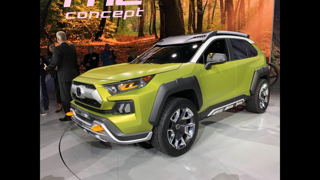 2019 toyota ft ac concept crossover youtube. Black Bedroom Furniture Sets. Home Design Ideas