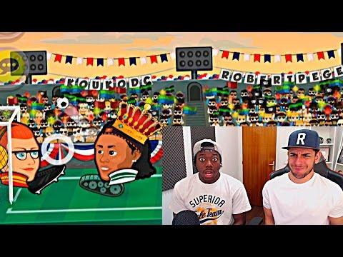 Futbol Animado Con KOKO Y Los CABEZONES!!! - Online Head Ball