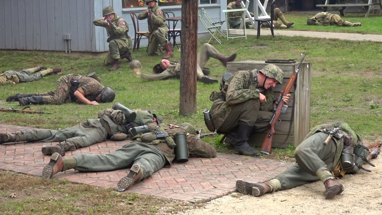 Download The Battle for Carentan