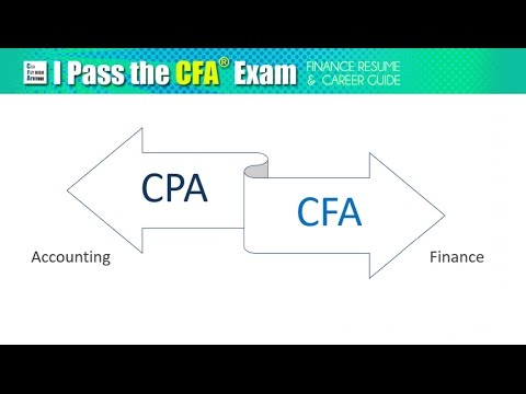 CFA vs CPA: Which one is better?