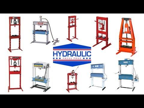 Hydraulic Press Pros