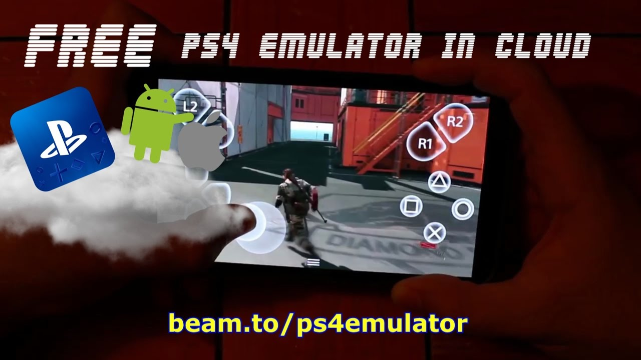 HOW TO GET PS4 CLOUD EMULATOR ON ANDROID AND IOS