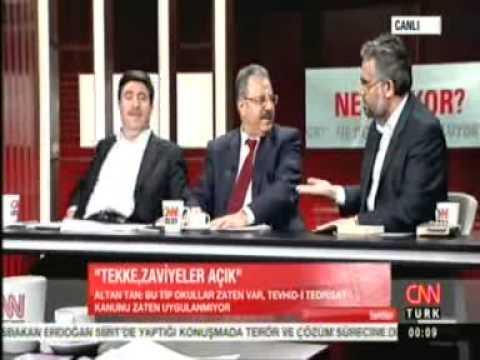 Eğitim İş Sendikası Genel Başkanı Veli DEMİRCNN TURK'te Neler Oluyor Programında konuştu 4. bölüm