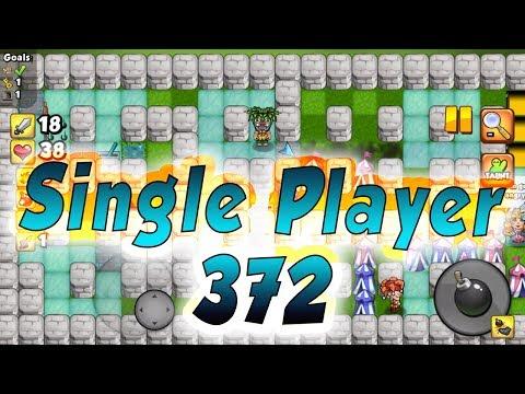 Bomber Friends - Single Player Level 372 ✔️