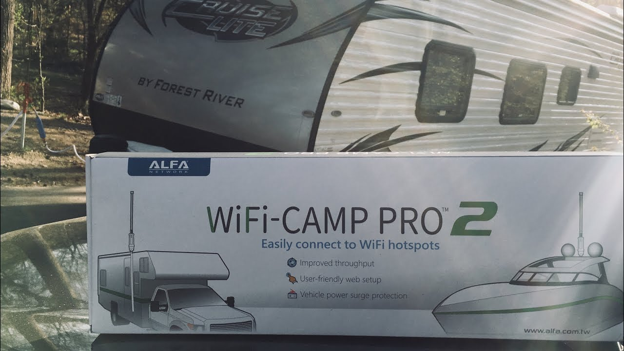alfa network wifi camp pro 2 unboxing youtube. Black Bedroom Furniture Sets. Home Design Ideas