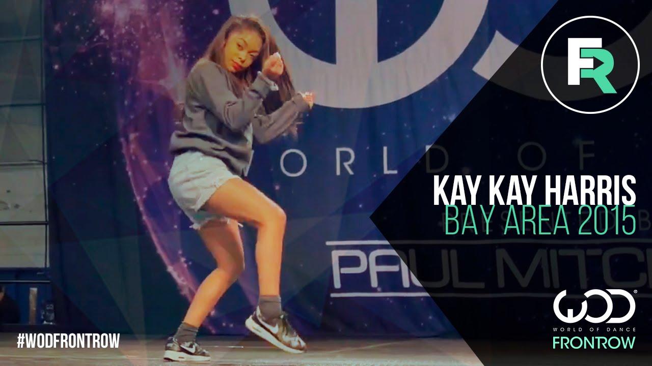 "Kaelynn ""Kay Kay"" Harris | World of Dance Bay Area"