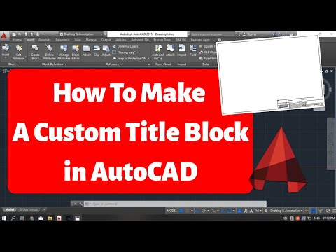 how-to-create-a-title-block-&-how-to-insert-a-title-block-in-autocad-(2020)
