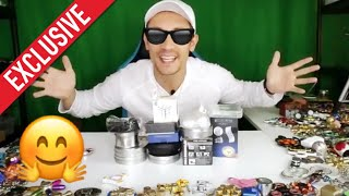 HUGE FREE BOX OF FIDGET SPINNERS FROM BANGGOOD + 3 GIVEAWAYS!