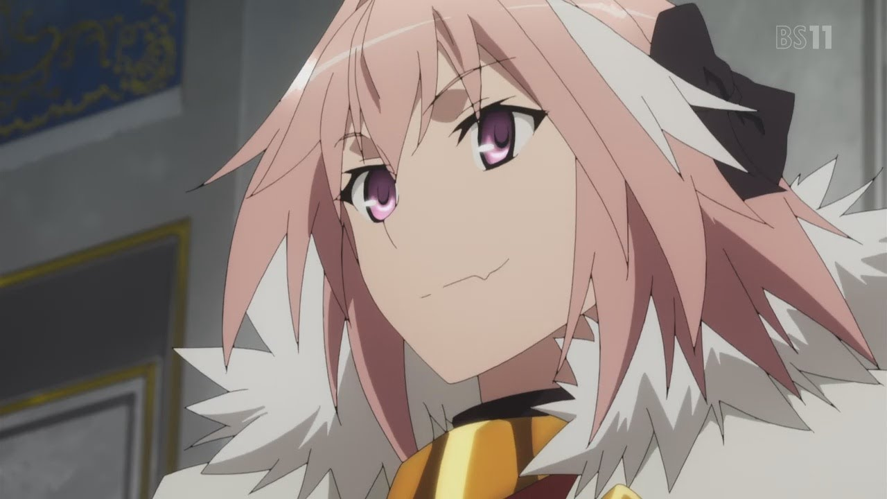 Leave Me - Astolfo the Trap