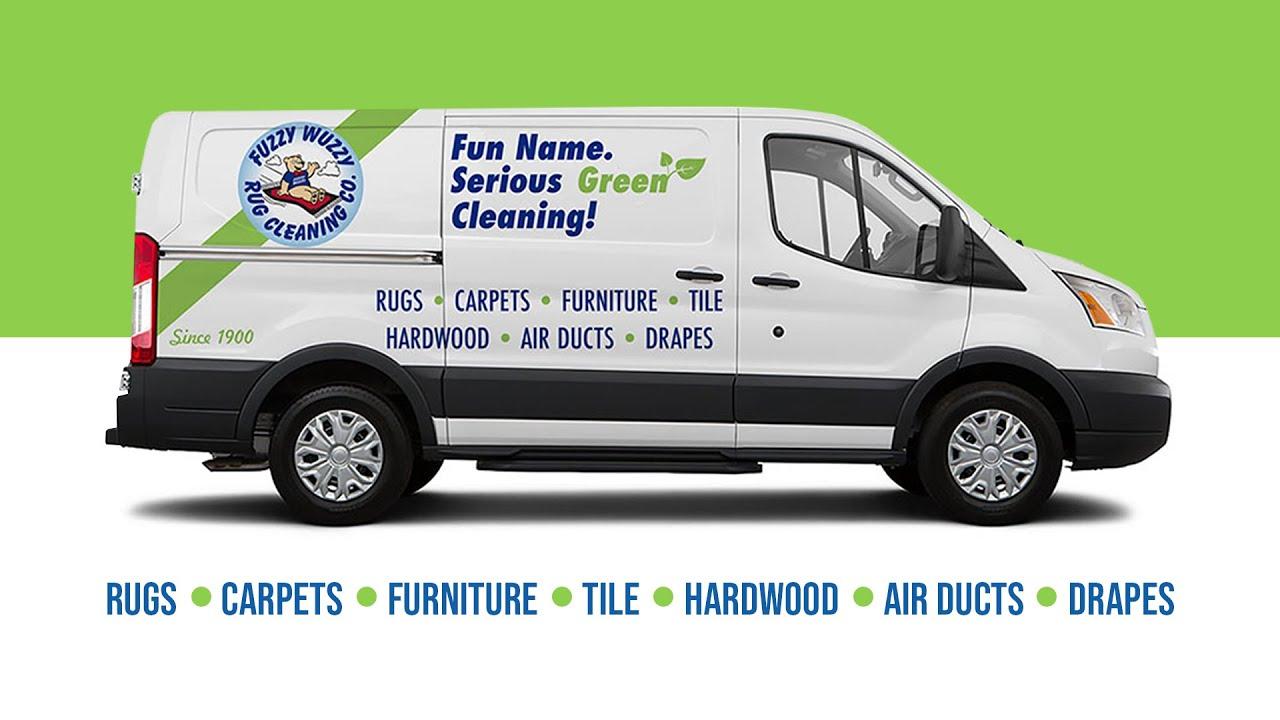 Fuzzy Wuzzy Rug Cleaning Company