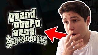 EL MAYOR ERROR DEL GTA SAN ANDREAS!! Grand Theft Auto SA