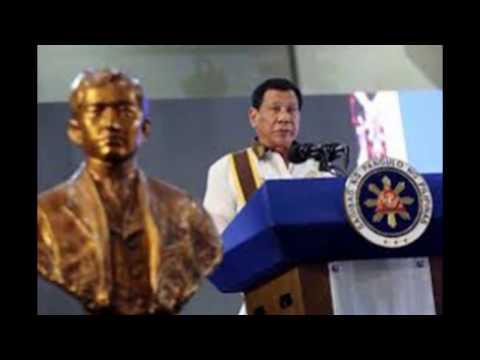 """""""Sa inyo na yan"""" President Rodrigo Duterte declines UP honorary degree/award"""