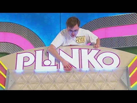 """Game show contestant sets """"Plinko"""" record with $31,500 win"""
