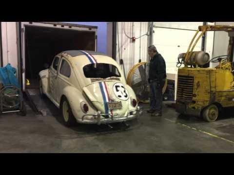 Herbie The Love Bug - Stunt Car
