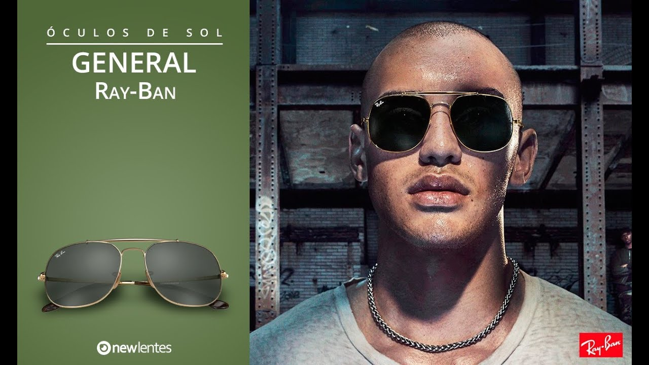 9653e6e846 Ray-Ban General RB3561 - YouTube
