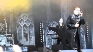 Powerwolf - Coleus Sanctus, Masters of Rock 2013