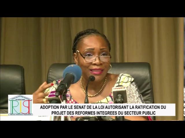 ADOPTION PAR LE SENAT DU PROJET DE LOI AUTORISANT LA RATIFICATION DU PRISP