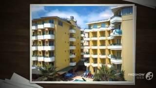 Отели Алании 4 звезды -хороший недорогой отель Турции(, 2014-09-05T11:34:04.000Z)