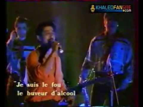 Cheb Khaled *nti sbabi soiree*