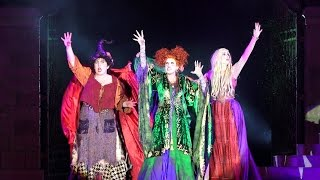 """I Put A Spell On You"" Hocus Pocus Villain Spelltacular Finale"