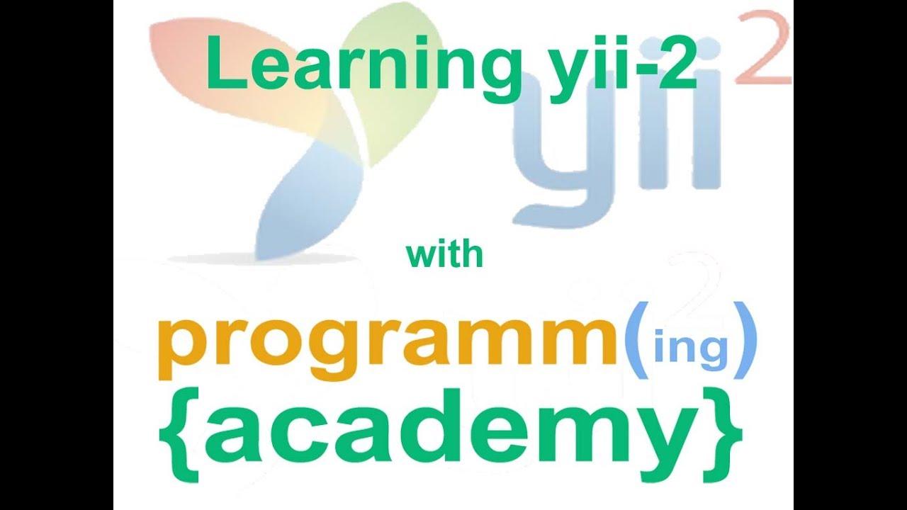 Yii 2 Lecture 11 install CKEditor WYSIWYG widget
