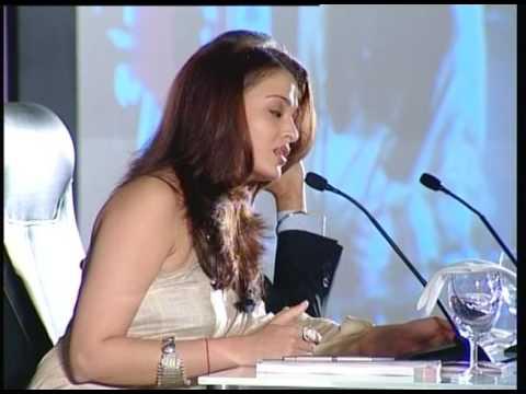 India Today Conclave: Q&A Aishwarya Rai & Sonny Mehta