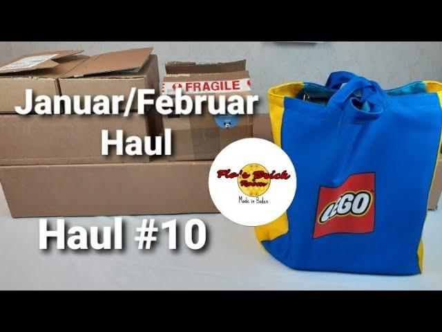 Januar Februar Haul   Haul#10